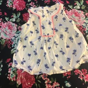 Other - Carters baby girl top